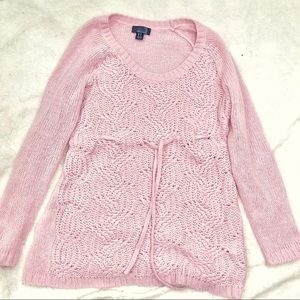 🎈5 for $35 Oh baby by Motherhood Sweater Top Sz M